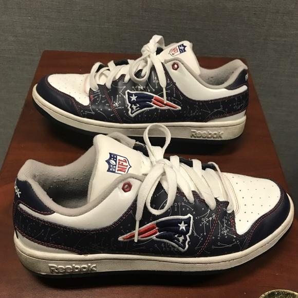 b016a328c4a8 RARE NFL New England Patriots Reebok Mens Size 11.  M 5bb5037b1b3294695c8c1ddd